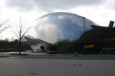 Bremen, the science center
