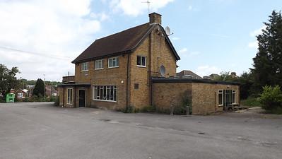 Hammer and Tongs public house,Basingstoke 2014.