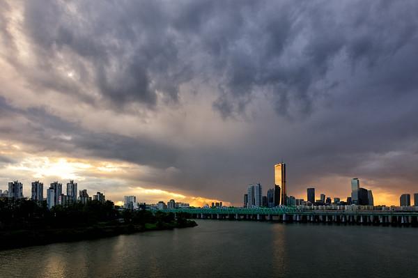 Hangang Bridge 2015