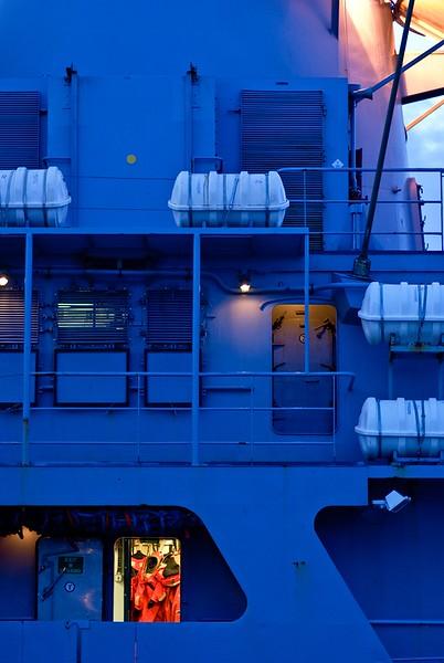 Navy Still life I