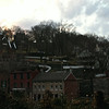 Harper's Ferry--village on the hill.