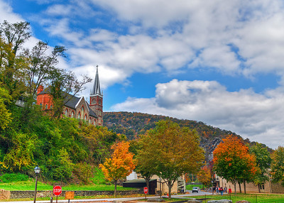 USA: Harper's Ferry, West Virginia