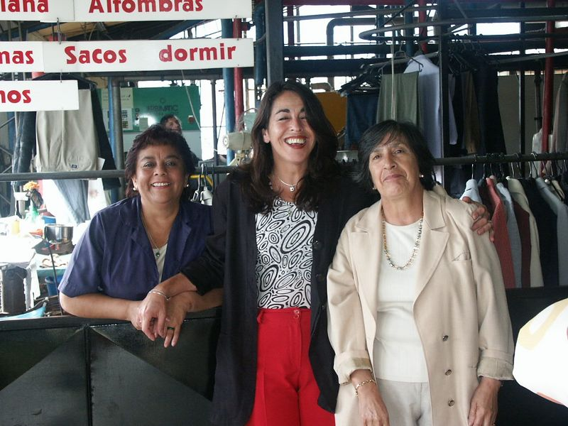 <h2>My friends at the dry cleaners in Osorno</h2>