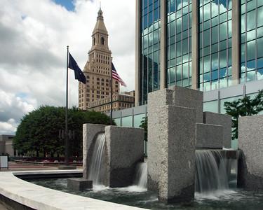 Constitution Plaza Fountain