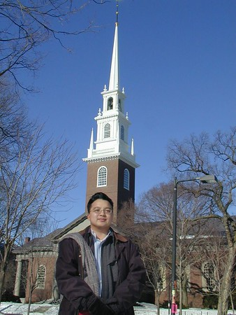 Harvard and MIT 2000