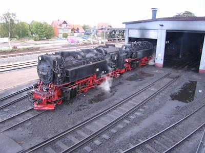 Harzer Schmalspurbahnen HSB