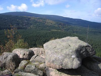 Brocken 1142 m