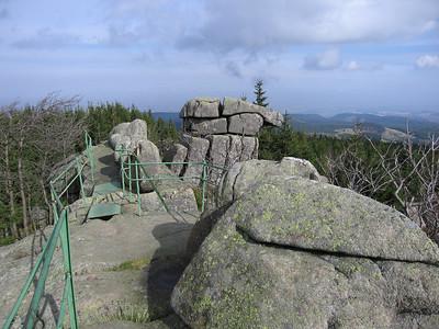 Zeterklippen 930 m