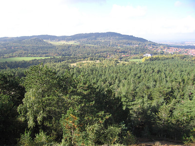 Uitzicht op Steinberg