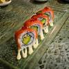 Yep, sushi.