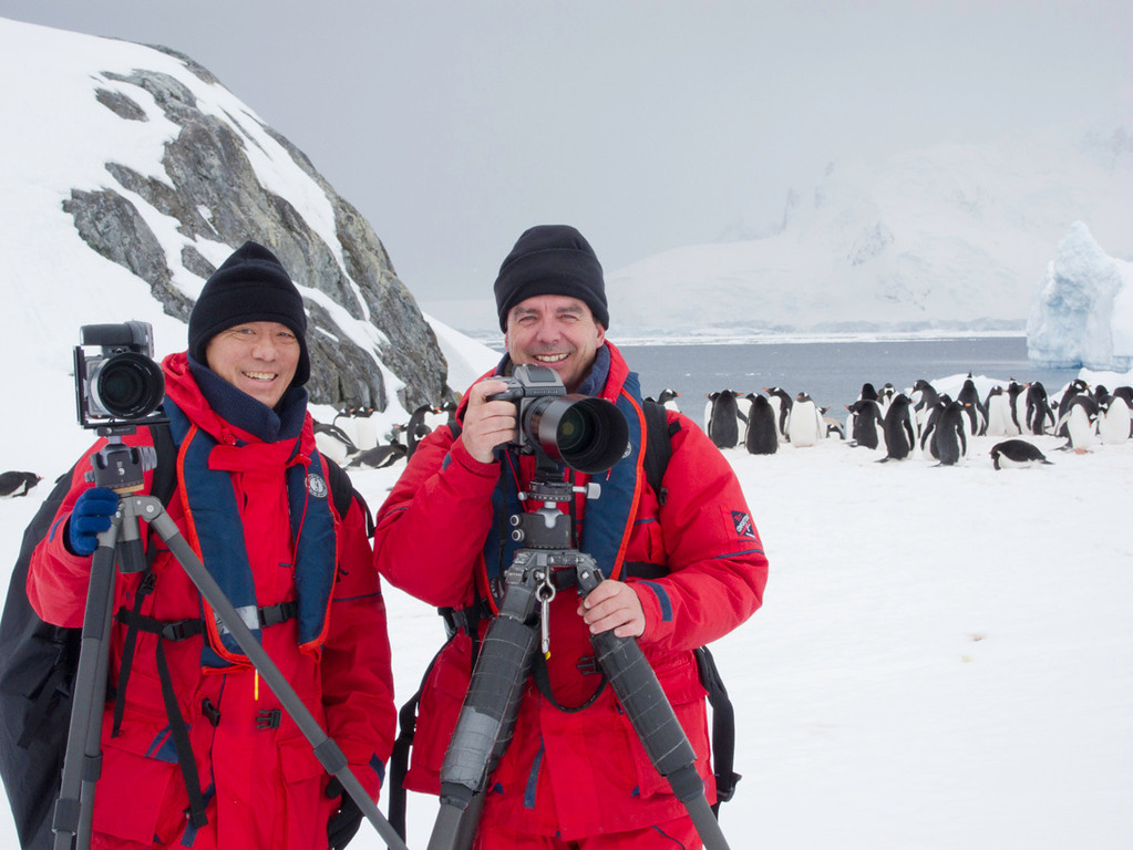 Antarctica Workshop