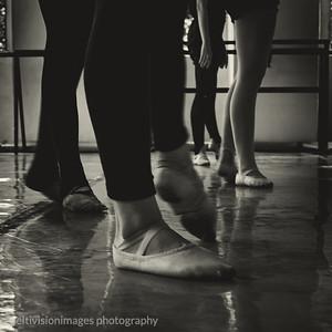 2015 ___Rehearsal Room, Cuban National Ballet