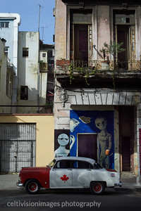 2015 ___Havana Street Taxi and Gallery