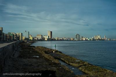 2015 ___Along the Malecon Havana