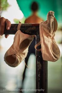 2015 ___hand barre shoes ballerina