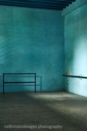 2015 ___Rehearsal Space, Cuban National Ballet School