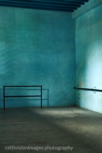 2015 ___Rehearsal Space, Cuban National Ballet School