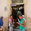 Store front, Old Havana, Cuba, June 11, 2016.