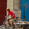 Bicitaxi, bicycle taxi, Havana, Cuba, June 11, 2016.
