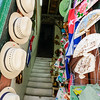 Hats, Old Havana, Cuba, June 11, 2016.