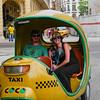 Cocotaxi, Havana, Cuba, June 11. 2016.