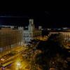 Veiws from the Iberostar Parque Central Hotel, Havana, Cuba, June 2, 2016.