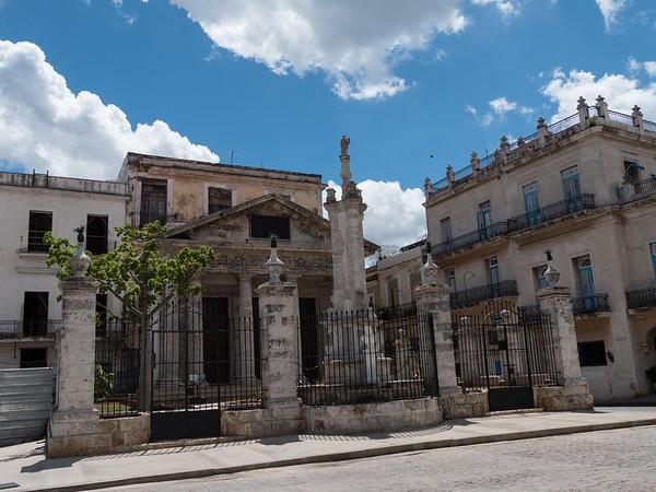 The Castillo de la Real Fuerza (the Castle of the Royal Force), Havana, Cuba, June 2, 2016.