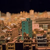 Miniature Havana (Maqueta de la Habana), Havana, Cuba, June 2, 2016.