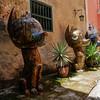 Modern art gallery, Havana, Cuba