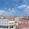 Havana city view from the Camera Obscrura rooftop, Havana, Cuba, June 11, 2016.