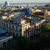 Veiws from the Iberostar Parque Central Hotel, Havana, Cuba, June 3, 2016.