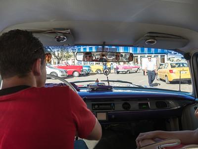 Havana Day Tours, June, 2016.