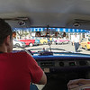 Our tour driverl, Havana, Cuba, June 2, 2016.