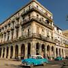 Steet corner, Havana, Cuba, June 11, 2016.