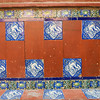 tile, Old Havana, Cuba, June 11, 2016.