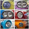 CUBA Car headlights