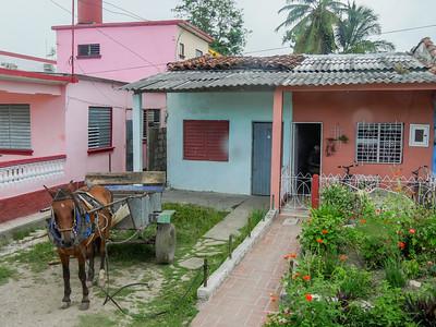Road Trip from Havana to Jucara Harbor, and back.  Cuba,  June, 2016.