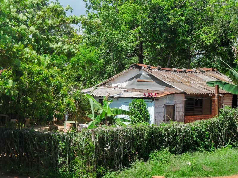Near Venezuela, Road trip from Havana to Jucara, Cuba, June 4, 2016