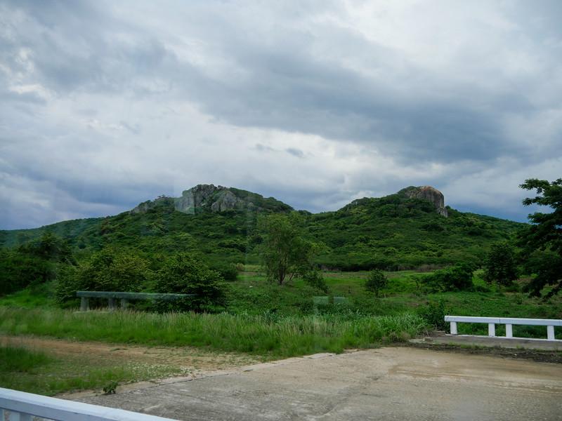 Near Cabaiguan, Road trip from Jucara to Havana, Cuba, June 10, 2016
