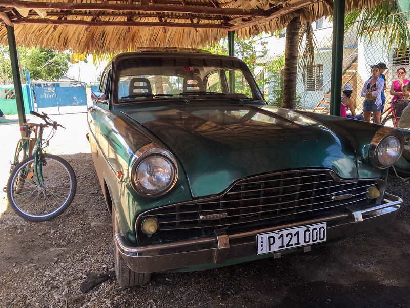 Jucara, Road trip from Havana to Jucara, Cuba, June 4, 2016