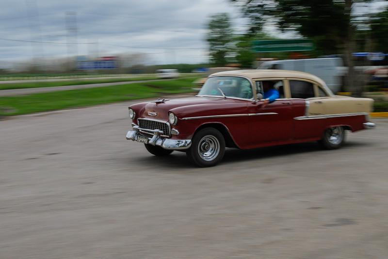 Aguada de Pasajero, Road trip from Havana to Jucara, Cuba, June 4, 2016