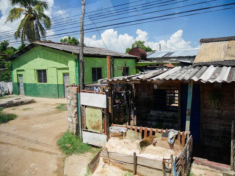 Jucara, Road trip from Havana to Jucara, Cuba, June 4, 2016