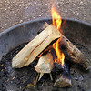 Glorious, warm campfire.