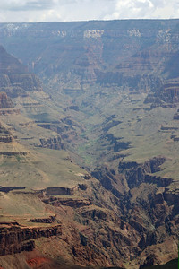 Bright Angel Canyon again, from a slightly different perspective.
