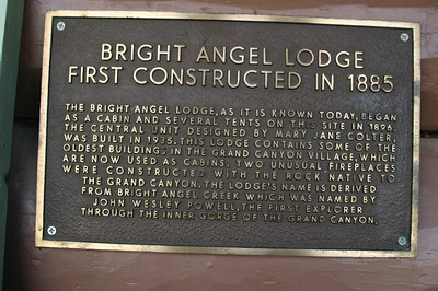 Info about the Bright Angel Lodge.