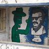 Abandoned house graffiti-Vidal, CA.