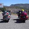 The road to Sedona, AZ