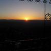 Sunrise in Jerome, AZ