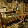 Saddle & harness shop in Havre Underground Tour - Havre, MT -  8-12-16