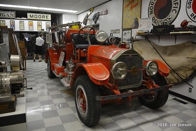 Havre, MT train museum - 8-12-16